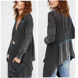 Free People All Washed Out Cardigan Sweater
